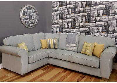 Rio Formal Back Corner Sofa