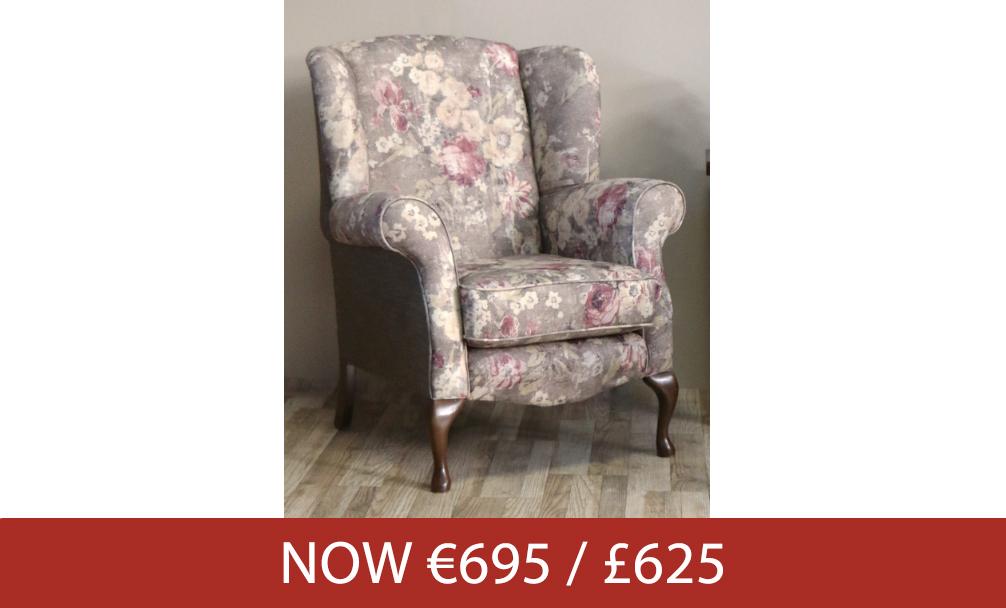 ↑   Queen Anne Chair   ↑